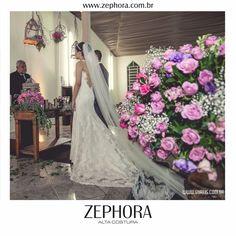 Vestido por Eduardo Malta para Zephora Alta Costura Foto: Gu Reis