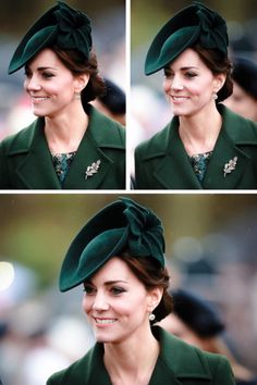 Catherine, Duchess of Cambridge attends a Christmas Day church service at Sandringham // December 25th 2015