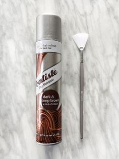 Beauty Bag pick #4: Batiste Dry Shampoo Batiste Dry Shampoo, Shake It Off, Dark Hair, Health Tips, Tiffany, Gold, Bags, Beauty, Handbags