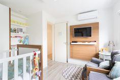 Navegue por fotos de Quartos : Apartamento GPG – Quarto bebê. Veja fotos com as melhores ideias e inspirações para criar uma casa perfeita.