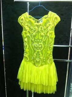 Thurley neon dress