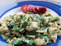 Make and share this Spanish Egg White Scramble recipe from Food.com. Surprisingly tasty but not my fave by any means.