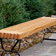 Have to have it. Algoma Net Company 71163 Backless 5-ft. Mall-Style Bench - $137.52 @hayneedle.com