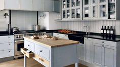 Les cuisines de L'Atelier de Saint-Paul