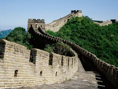 The Great Wall of China! The Great Wall of China! The Great Wall of China! Oh The Places You'll Go, Places To Travel, Places To Visit, Travel Destinations, Dream Vacations, Vacation Spots, China Vacation, Great Wall Of China, Photos Voyages