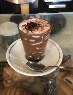 Piedmontese marocchino coffee