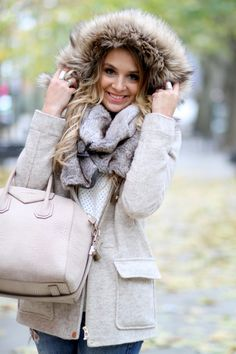 Love this coat! Neutral, warm, not bulky