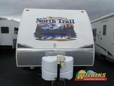 Used 2011 Heartland North Trail 31QBS Travel Trailer at Wilkins RV | Bath, NY | #29346