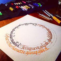 Okumak bir eylemdir, yazmak kocaman bir devrim... #calligraphy #kaligrafi #calligritype #geometric #goodtype #lettering #typography #sanat #art #graphicdesign #graffiti #logo #logotype #italic #hiç #artwork #illustration #instagood #typism #turkey  #calligraphymasters #typography #pilotparallelpen #mesnevi #typegang #mevlana #güzelyazan
