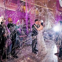From intimate ceremonies in an exclusive wedding suite to iconic venues like The Chandelier, make your Vegas wedding day one you'll never forget.