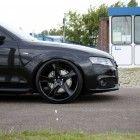 AVUS Performance has released a customized version of the Audi Avant and renamed it the Avant Black Arrow. Audi 2017, Black Audi, Audi Cars, Porsche 911, A4 Avant, Arrow, Cars 2017, Awesome, Sick