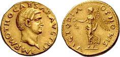 Marco Salvio #Otone Cesare Augusto, Marcus Salvius #Otho Caesar Augustus;  imperatore romano, in carica per circa tre mesi dal 15 gennaio al 16 aprile del 69, l'anno dei #quattro #imperatori. Predecessore Galba, successore Vitellio.