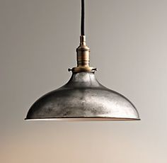 All Ceiling Lighting | Restoration Hardware Baby & Child | industrial era task large pendant