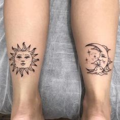 Wörter Tattoos, Badass Tattoos, Mini Tattoos, Body Art Tattoos, Sleeve Tattoos, Female Tattoos, Tatoos, Moon Sun Tattoo, Cloud Tattoo