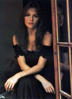 Pretty Velvet 70's dress.