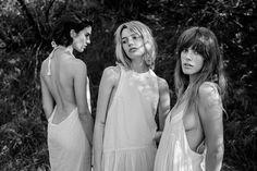 muses Emily Labowe, Maxine Woodring & Kayla Gallagher