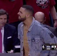 New trending GIF on Giphy. nba drake nba playoffs raptors toronto raptors lets go hyped three goggles. Follow Me CooliPhone6Case on Twitter Facebook Google Instagram LinkedIn Blogger Tumblr Youtube Old Drake, Drake Drizzy, Drake Graham, Aubrey Drake, Funny Video Memes, Funny Gifs, Film Aesthetic, Favorite Person, New Trends