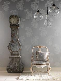 Love to have a seat by the Mora Clock. #coachbarn #furniture #design