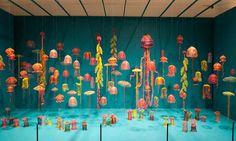 Crochet Sculptures by Arline Fisch. - Art is a Way