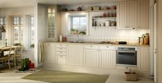 Scandinavian Kitchen Ideas From Marbodal With Cottage Ideas Green Carpet Ideas Plus Lighting Under Wall Cabinets