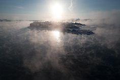 Утро в Иркутске #Красоты_России #КрасотыРоссии