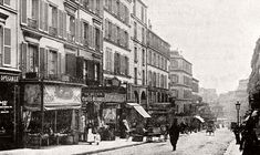 Paris from the Early 20th Century (1900s)