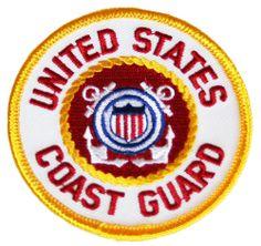 Parches militares, productos americanos, coast guard, USA, made in USA, parches bordados. Do it yourself. DIY. Customiza tus jeans, customiza tu ropa. www.usamericanshop.com