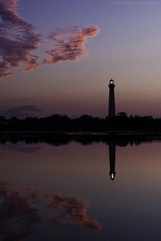 *Cape May Lighthouse - NJ