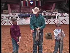 Video Instructions for kids or adults wanting to learn to rope.