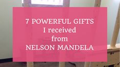 . It isn�t often that I get as deeply moved as I was during my visit to Robben Island, the notorious prison where Nelson Mandela spent most of his 27 years of incarceration. I had often seen pictures and videos of the infamous courtyard and Mandela�s cell. I had a basic sense of what it �