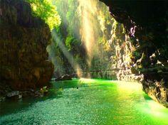 Green Canyon, Pangandaran - West Java