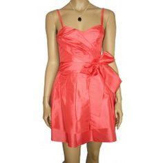 Love Label Coral Taffeta Prom Dress. Sizes 10-20. £32.99