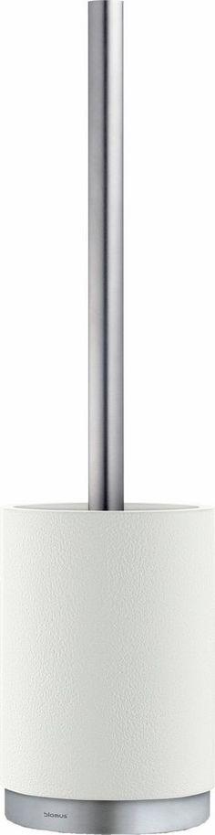 blomus WC-Bürste »Ara« für 39,99€. Material: Edelstahl matt, Kunststoff, Polystone, Höhe: 45 cm, Modernes Design für Ihr Badezimmer bei OTTO