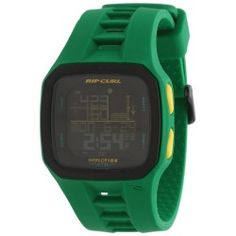 Rip Curl - Trestles Pro World Tide Time (Green) - Jewelry - product - Product Review