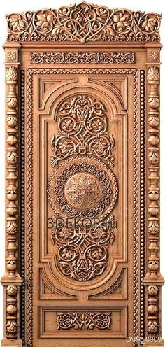Designer Doors from Wood Space Craft Main Door Design, Wooden Door Design, Wooden Decor, Wood Design, Classic Doors, 3d Cnc, Unique Doors, Room Doors, Entrance Doors