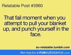 Fail moment