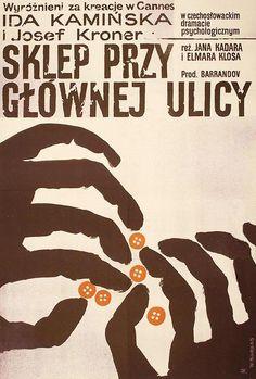 The Shop on Main Street (1965), dir. by Ján Kadár and Elmar Klos. (image via http://www.listal.com/list/wiktor-gorka)