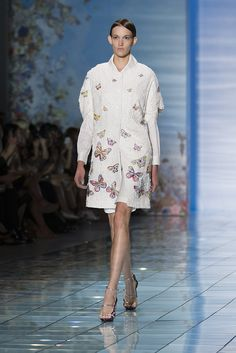 Lie Sangbong Spring/Summer 2015 Collection | Mercedes-Benz New York Fashion Week | Moda & Estilo