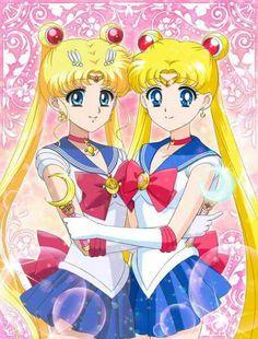Sailor Moon Crystal y 90's