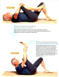 Yoga session to relax the hips – fitness training