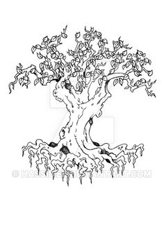 Tree of Life 2 by hassified.deviantart.com on @DeviantArt