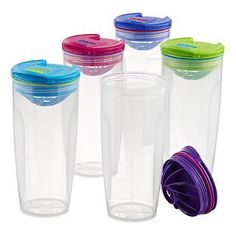 Shaker To Go- I have 3 of these, and I love them for mixing up a quick protein shake after a workout!
