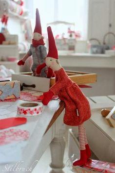 DUENDES DE NAVIDAD / A MAGICAL CHRISTMAS   desde my ventana   blog de decoración  