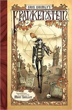 Amazon.com: Gris Grimly's Frankenstein (9780061862984): Mary Shelley, Gris Grimly: Books