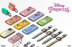 Be Your Own Princess With the New Disney x CASETiFY Collection Disney Fun, Disney Style, Disney Dream, Disney Phone Cases, Iphone Cases, Real Life Fairies, Magic Bands, Princess Collection, Airpod Case