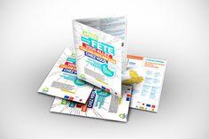 Conception de supports print pour l'ADEME | Com On Light, agence conseil en communication responsable