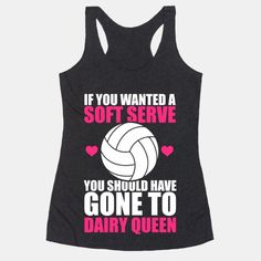 Don't go easy on them, girl. Wind up and serve that sh*t up with this funny, sports inspired, ice cream pun, women's volleyball shirt! | Beautiful Designs on Graphic Tees, Tanks and Long Sleeve Shirts with New Items Every Day. Satisfaction Guaranteed. Easy Returns.