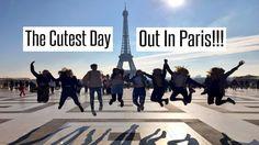 VLOG: Sephora Trips + Sight-Seeing in Paris!!