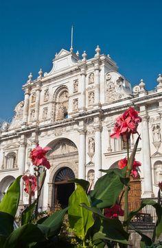 CATEDRAL DE SAN JOSE - Antigua, Guatemala
