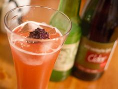 """Cider Cocktail: Young Buck 